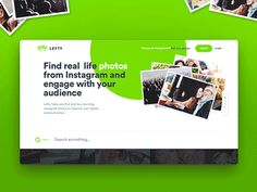 Few months ago I helped this wonderful startup @Lefty to launch their new platform. Lefty allows you to find real life photos and use them in your next marketing campaign. The goal being to increas...