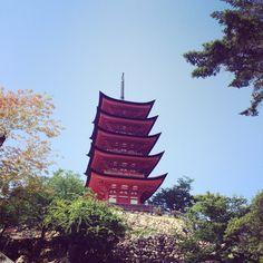 Миядзима Miyajima 宮島