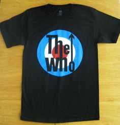 """""""The Who"""" Mens' Shirt available now! get yours today!  http://www.storenvy.com/products/5051563-the-who-mens-t-shirt  want more or something different? Then check out www.yonada26.com   #tshirts #bandtshirts #bandtee #bandmerch #Melrose #music  #rock #shop #Hollywood #losangeles #yonada #vintagetshirt  #customcut #accessories #awesome #freeshipping  #rockfashion #rockstyle #leather #rocknroll #alternativefashion"""