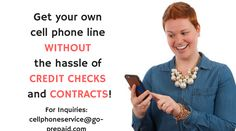 Pre-paid cell phone plans are becoming more and more popular. With prepaid cell phone service you know what you are being charged with every month. Top Mobile Phones, Best Mobile Phone, Cell Phone Service, Cell Phone Plans, Credit Check, Business Opportunities, Telephone, Saving Money, How To Become