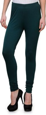 20b397f91 Ffu Women s Leggings - Buy Bottle Green Ffu Women s Leggings Online at Best  Prices in India