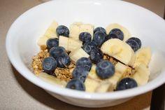 Healthy, clean breakfast ideas.