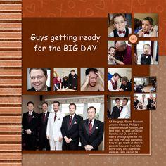 wedding scrapbook layouts   Wedding Scrapbook Page Layout Ideas