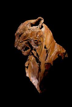 'Panthera', Bronze by Erwin Peeters