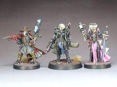 LEADPLAGUE: Inquisitor Greyfax - Keeper of His word