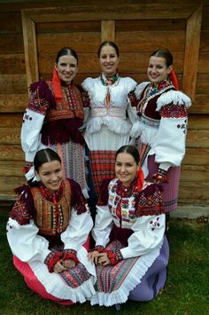 Folk Costume, Costumes, The Older I Get, Folk Embroidery, People Of The World, Traditional Dresses, Ukraine, Christmas Sweaters, Europe