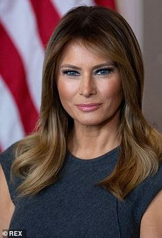 Melania Trump opens post-White House office amid reports she is 'jealous' of Jill Biden | Daily Mail Online