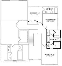 1000 images about bedroom bathroom addition plans on Jack and jill house plans