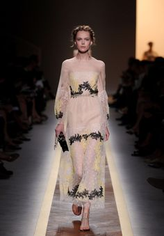 Valentino Ready To Wear 2011-2012 Spring/Summer Collection