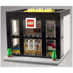 LEGO Brand Retail Store Set 3300003 | Design7 Bricks