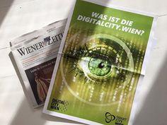 Digital City Vienna. Vienna, Digital, City, Cover, Books, Libros, Book, Cities, Book Illustrations