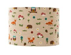 "Woodland Freinds Lampshade / Ceiling Light 8"" Delight http://www.amazon.co.uk/dp/B00JM8EV74/ref=cm_sw_r_pi_dp_XmV-ub1QD6GN4"