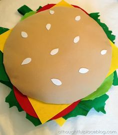 cheeseburger halloween costume a thoughtful place