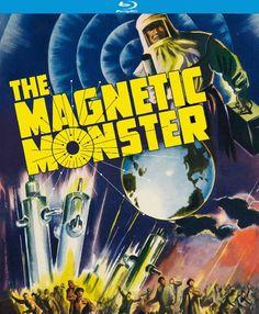 The Magnetic Monster - Blu-Ray (Kino Lorber Region A) Release Date: June 14, 2016 (Amazon U.S.)