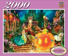 At the Midnight Hour - 2000 Piece Jigsaw Puzzle