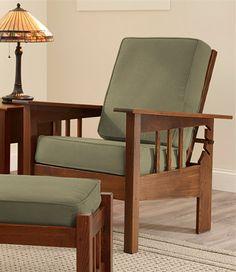 Morris Chair Slip Cover