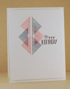 Simple Birthday Cards, Homemade Birthday Cards, Bday Cards, Birthday Cards For Men, Birthday Card Drawing, Bullet Journal Cover Ideas, Birthday Design, Cards For Friends, Cute Cards