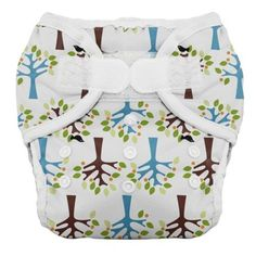 I'm learning all about Thirsties Duo Diaper Blackbird Size Two 18 at @Influenster!