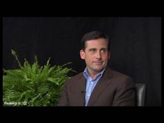 Between Two Ferns with Zach Galifianakis: Steve Carell @ZachGalifianakis @SteveCarell #BetweenTwoFerns