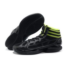 new concept ab92d 83b4b Limited Adizero Crazy Light Rose MVP 9.8 Ounces Black Green Men Basketball  Shoes For US 70.73