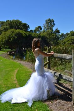 """From the """"Event"""" shoot, the gown Marla"""