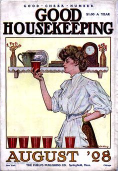 """Women are reclaiming the word """"housewife"""" as old-fashioned homemaking comes back into vogue."""