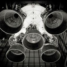 Apollo Rocket Boosters