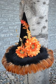 Sequins Sunflower – Witch Hat