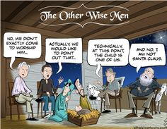 The Truly Wise Men