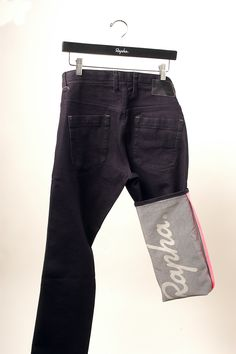 Rapha jeans, I am desperate for some of these!