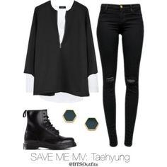 Save Me MV: Taehyung