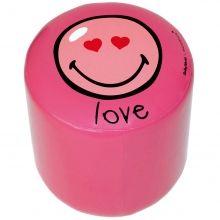 SmileyWorld Mood Stool Pink