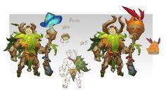 花瓣网-agican, Gouf Gouf : Light characters - Magican by Gouf Gouf on ArtStation. Creature Concept Art, Creature Design, Forest Creatures, Fantasy Creatures, Character Concept, Character Art, Character Reference, Art Reference, Medieval