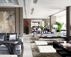 Madrid apartment.