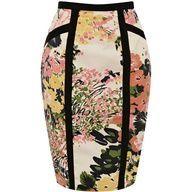 OASIS Ashley Pencil Skirt ($82)  liked on Polyvore