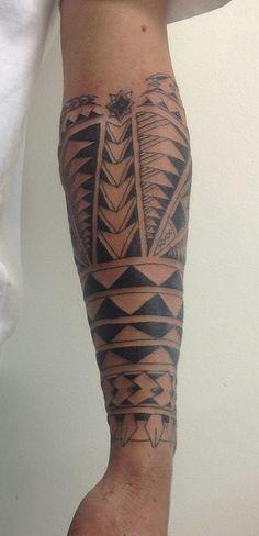Tribal Samoa by 7bellotattoo