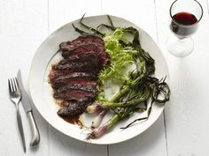 Hanger Steak Provencal #myplate #protein