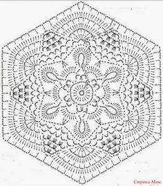 Привет всем любителям вязания крючком!!! Приглашаю всех желающих вязать со мной жакет или кардиган из шестиугольника...  И вот готовый вариант... Часть 1. https://www.youtube.com/watch?