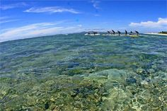 Beautiful Fiji - Namotu Island
