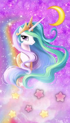 Beauty unicorn by Yami®