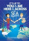 """It's Up to You & Me, Here & Across the Sea. This  """"green"""" curriculum for elementary and middle school (grades 3-7) educators encourages students to start thinking about environmental stewardship. #Germany"""