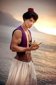Aladdin, Craxus Cosplay, P&S Photography Cosplay