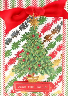 HSN November 21-22, 2016 Sneak Peek 1 | Anna's Blog - Christmas Pretty Pattern Cards - set of 100; get 50 A7 cards and envelopes and 50 A2 cards and envelopes