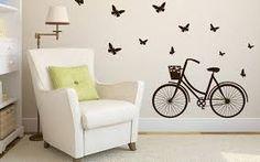 Bicicleta en el salón