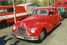 BMW 340 sedan – 1949
