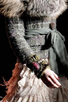 Kingdom:  #Raiment for the #Kingdom ~ Fall 2011 Ready-to-Wear Christian Dior.
