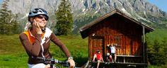 Sportlicher Sommerurlaub in Mühlbach - Mountainbiken am Hochkönig  http://www.bergheimat.com/sommerurlaub-sport-golf.de.htm