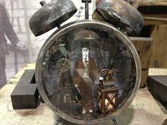 Tim Holtz Altered Clock.