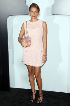 Charlotte Ronson attends Chanel Dinner Celebrating N 5 L'Eau at the Sunset Tower Hotel on September 22, 2016 in West Hollywood, California.