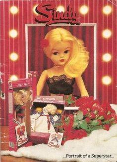 Vintage Sindy Dolls. I had this leaflet!